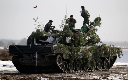 Can Poland Save the Baltics from Russia?