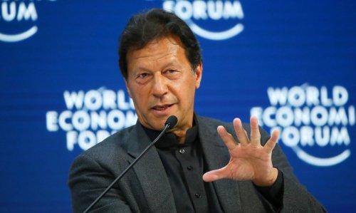 Pakistan's Imran Khan Is in Hot Water