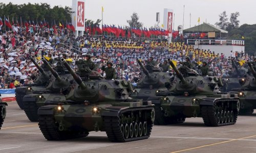 How Taiwan Can Win a War Against Mainland China