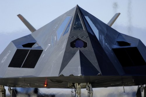 Should the F-117 Come Out of Retirement and Fly Again?