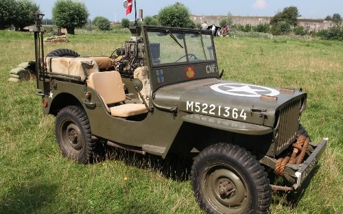 """""""Jeeps in Crates"""" Existed During World War II—But There's More to the Story"""