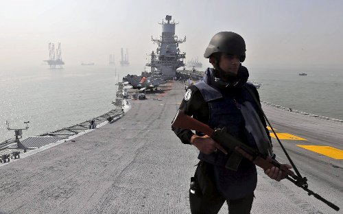 Just How Likely Is a Russia-India Naval Alliance?