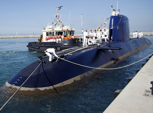 Why Israel's Dolphin-Class Submarines Are a Big Threat