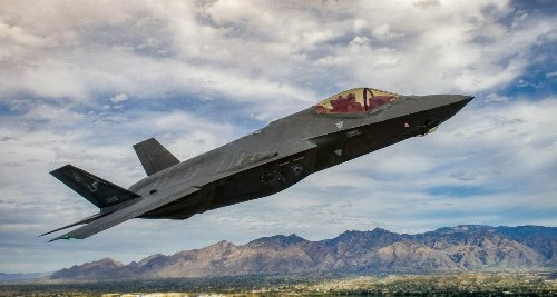 The F-35 Is So Advanced Its Own Pilots Can Hardly Believe It