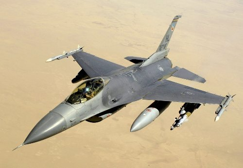 3,000-Strong: Why the World Still Loves the F-16 Fighting Falcon