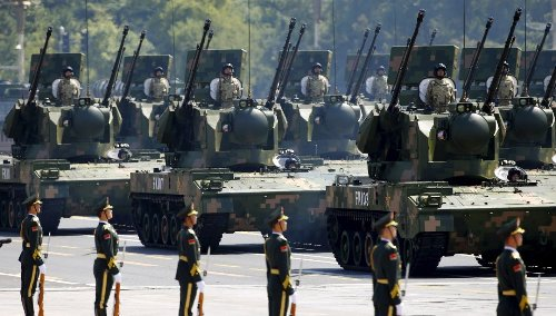 China Claims to Be Developing a 'Magnetized Plasma Artillery' Gun