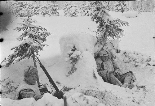 In the 1940 Winter War Finland Punched Way Above Its Weight