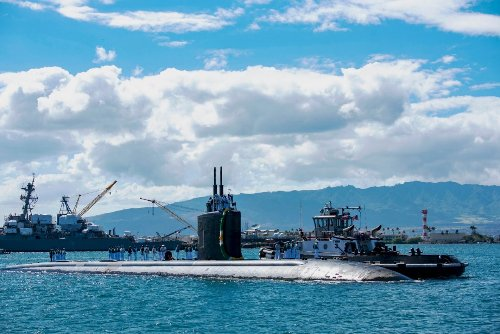 The U.S. Submarines Fleet is Transforming With China in Mind