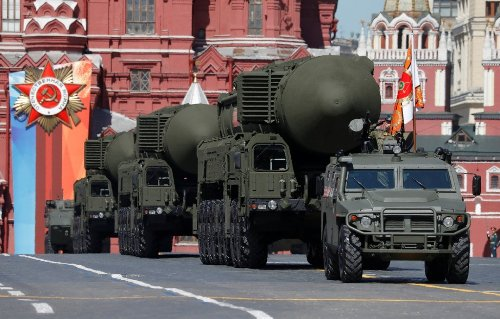 In a Russia-NATO War, Missiles Would Destory All of Europe