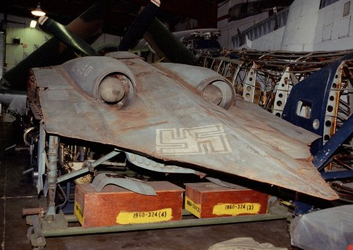 Would Long-Range Stealth Bombers Have Saved Hitler from Doom?