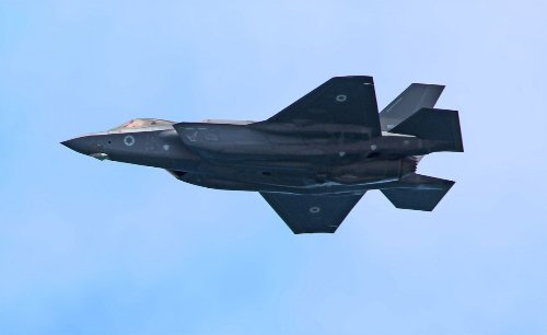 Israel's Air Force Is Ready to Take on Any Threat