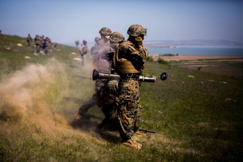 Here Come the Missiles: The Marines are Taking on the Chinese Navy