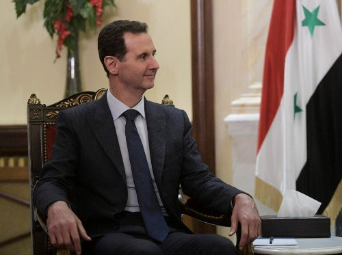 The United States Can't Stop Arab Rapprochement with Syria's Assad