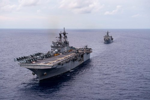 Want to Win Future Wars? Buy More Amphibious Ships