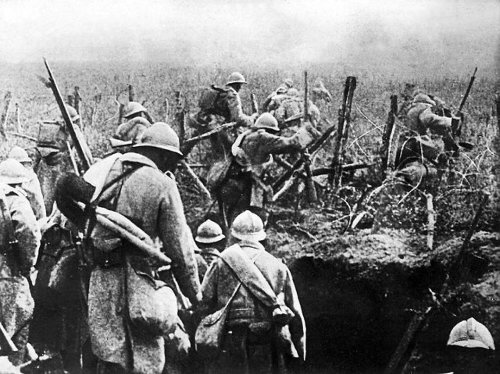 The Battle of Verdun: Immense Destruction and Dead For Absolutely Nothing