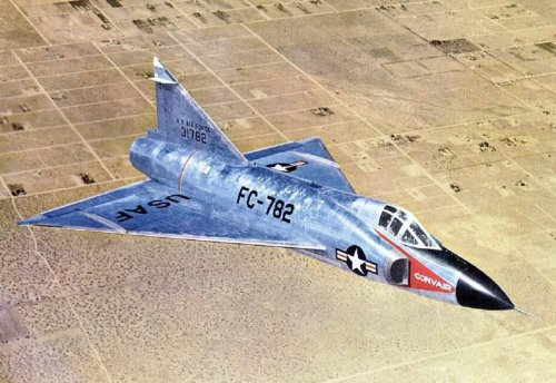 Flying Failures: These 5 Fighter Aircraft Should Have Died on the Drawing Board