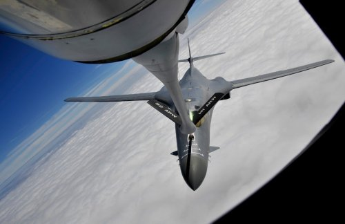 The B-1 Lancer Is All About Adaptation