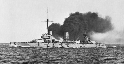 This Tsarist Era Battleship Served Until 1997—Sort Of