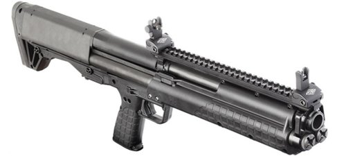 Kel-Tec KSG-25 Shotgun 'Provides Unmatched Levels of Firepower'