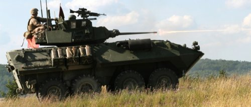 Could This Become the Army's New Light Tank?