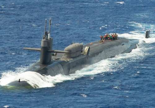 How a US Navy Submarine Secretly Tapped Russia's Undersea Cables