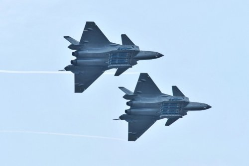 Mayday: China's J-20 Stealth Fighter Could Do Some Serious Damage