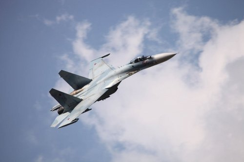 Flanker vs. Eagle: The Su-27 Was the Soviet Answer to the American F-15