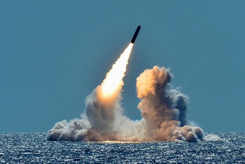 China Freaked Out: How the U.S. Navy Surfaced Three Missile Submarines