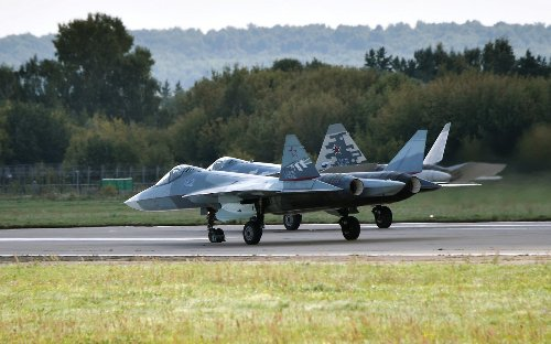 Russia's Air Force Wants a New Combat Aircraft
