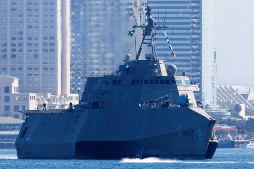 Navy Littoral Combat Ships Are Getting Norwegian Naval Strike Missiles