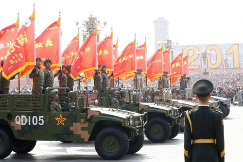 War By Other Means: China Won't Fight America Like You Expect
