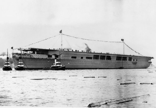 Unstoppable: What If Hitlers' Nazis Had Aircraft Carriers?