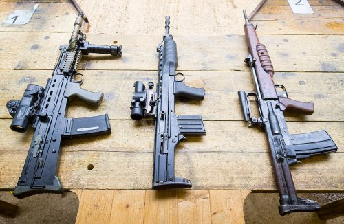 Super Shooters: Meet the 5 Most Dangerous Rifles on the Planet Today