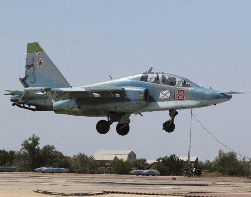 Big Guns, Big Armor: The Russian Su-25 Frogfoot Is One Deadly Warplane