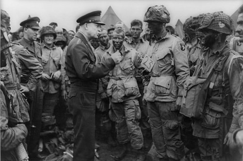 What Ever Happened to Men Like Eisenhower and MacArthur?