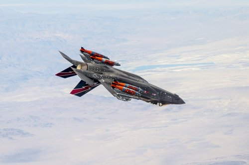 How Stealth F-35s Could Help the U.S. Army Defeat Any Foe