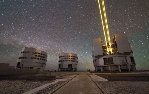 Real Life Star Wars: America Wants Space Lasers to Zap Enemy Missiles?