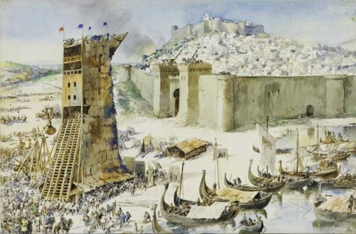 These Military Sieges Brought Great Cities to Their Knees