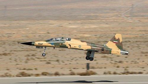 F-5 Rebrand: Iran's Domestically-Produced Fighter Jet Looks Suspiciously Familiar