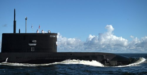 Russia's 200-Knot Torpedo Is Something the U.S. Navy Cannot Match