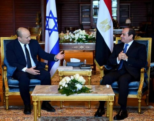 Don't Take Peace Between Egypt and Israel for Granted