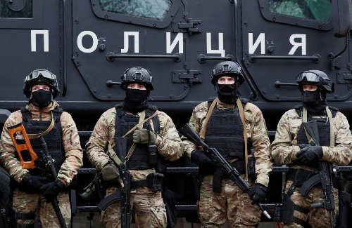 Think America's Delta Force Is Deadly? Wait Until You See Russia's