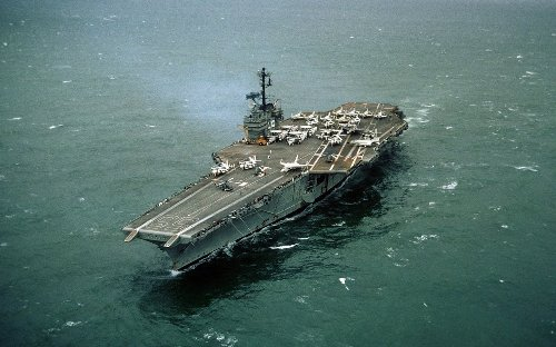 How Russia Planned To Kill America's Aircraft Carriers