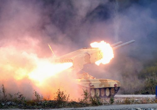 It's No Nuke, But This Russian Artillery System Kills Like One