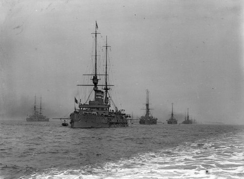 The Five Most Powerful Navies Across World History
