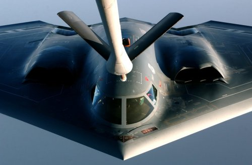 How the Air Force's 30-Year-Old B-2 Stealth Bomber Looks on the Inside