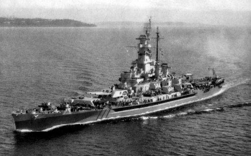 USS Massachusetts Made History in Both World War II Theaters