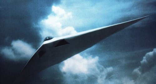A-12 Avenger: The Stealth Bomber The USSR Took With It When It Died