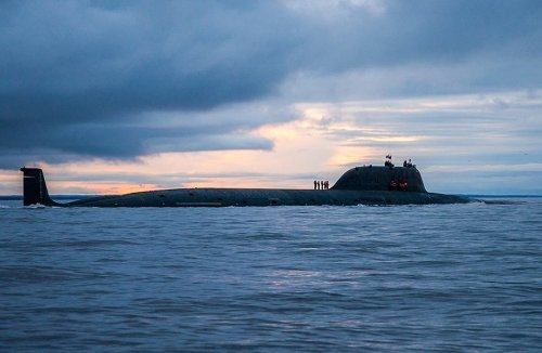 Russia's Yasen-Class: The Stealth Submarines You Don't Want to Lose Track Of