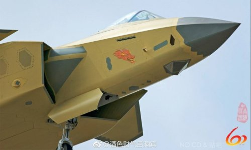 China Claims Its J-20 Stealth Fighter Can Supercruise at Mach 2.55